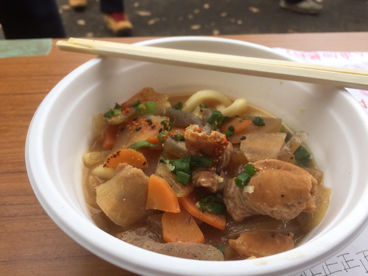 もつ煮 with ドリンク