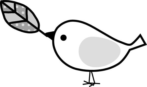 写真 鳥グッズ展示